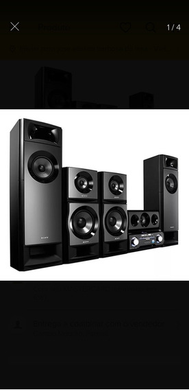 Home Theater Muteki Sony 5.2 1200 Rms