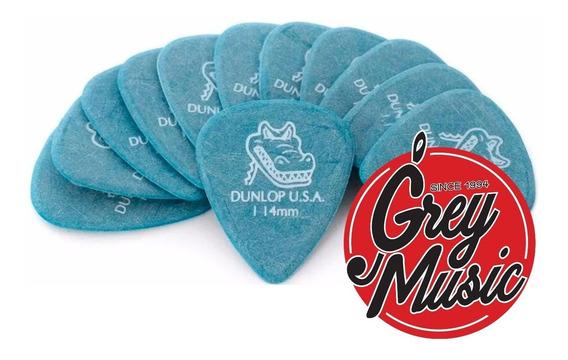 Pua Para Guitarra Dunlop Gator 1,14mm - Grey Music
