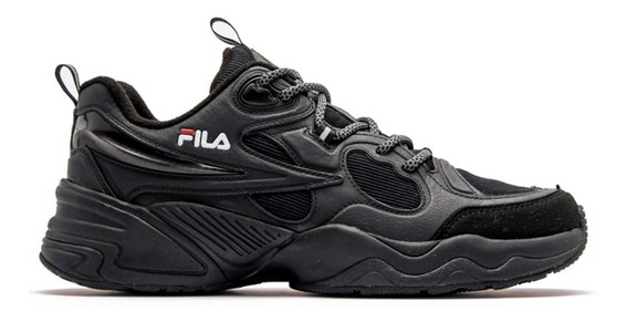 Zapatillas Fila Speed Trail Moda Lifestyle Originales Negra