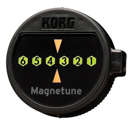 Korg Magnetune Mg-1 Afinador Magnético Guitarra E Violão Mf