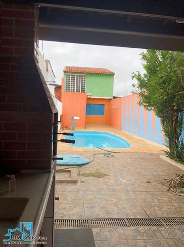 Imagem 1 de 15 de Casa A Venda Jardim Brasil, Itapetininga Sp - 452