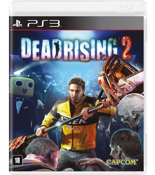 Dead Rising 2 (mídia Física) Ps3 Lacrado - Promoção