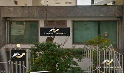 Sala Para Alugar, 40 M² Por R$ 1.300/mês - Vila Bastos - Santo André/sp - Sa0115