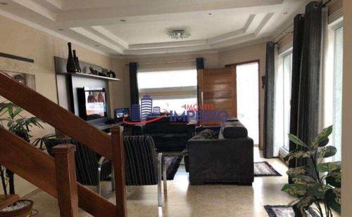 Imagem 1 de 26 de Sobrado Com 3 Dorms, Jardim Santa Clara, Guarulhos - R$ 850 Mil, Cod: 7150 - V7150