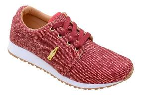 Tenis Coca Cola Conforto Feminino Caminhada Promoção Moda