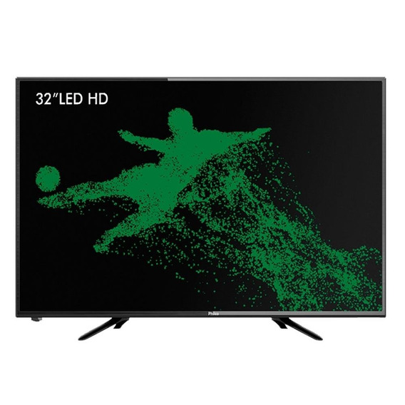 Tv Led 32 Philco Ptv32b51d Hd Com 1 Usb 2 Hdmi E 60hz