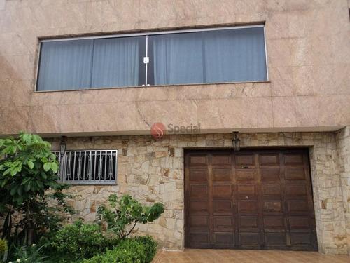 Sobrado Para Venda Na Moóca, São Paulo - Ta2665