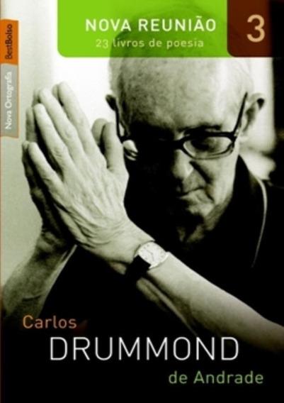 Nova Reuniao - 23 Livros De Poesia Vol. 3