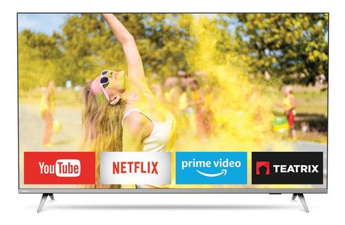 Imagen 1 de 3 de Smart Tv 50  Philips 50pud6654/77 Uhd 4k Netflix Hdmi