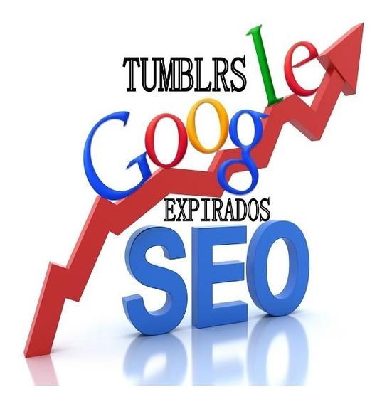 20 Tumblr Domínio Expirado Web 2.0 Pa 60+ Pbn Ranking Google