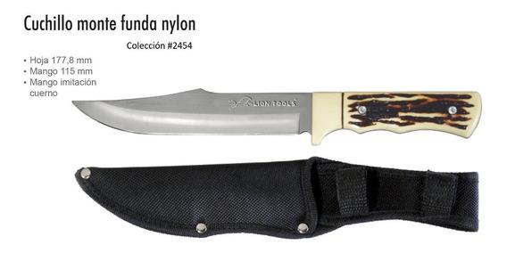 Cuchillo Fulltang Monte Caseria Campismo Coleccion 2454