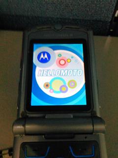Teléfono Celular Motorola V3 Para Repuestos