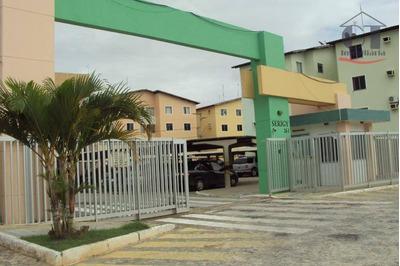 Apartamento Com 2 Dormitórios Para Alugar, 55 M² Por R$ 800/mês - Jabotiana - Aracaju/se - Ap0436