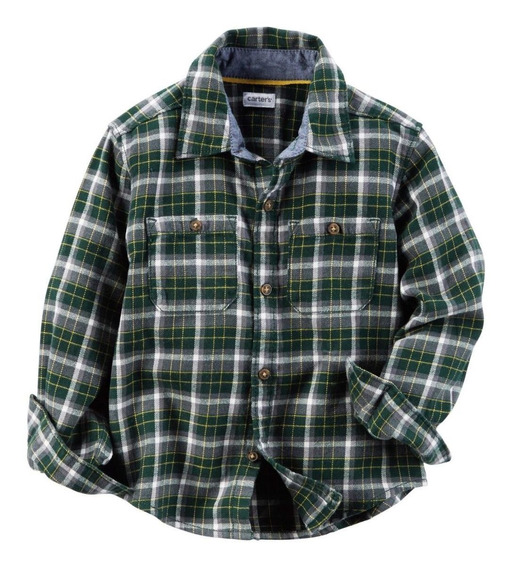 Camisa Carters Talla 5