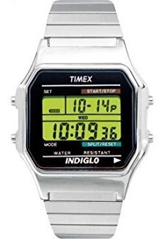 Reloj Timex Digital Clásico T78582 Hombre