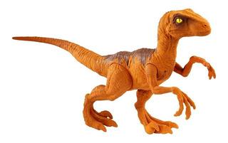 Jurassic World Dinosaurio Velociraptor 30 Cm Mattel