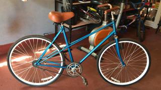 Bicicleta De Dama De Paseo Antigua