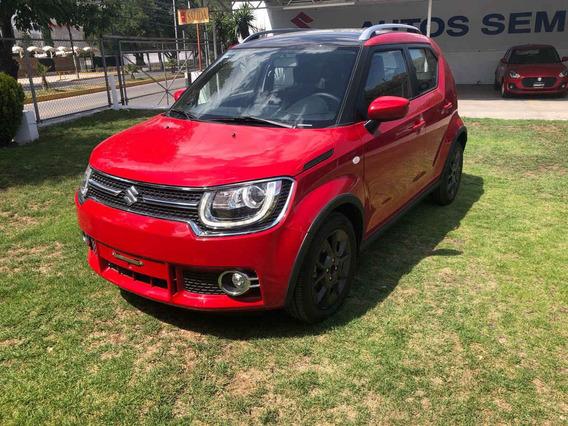 Suzuki Ignis 2020 5p Glx Cvt