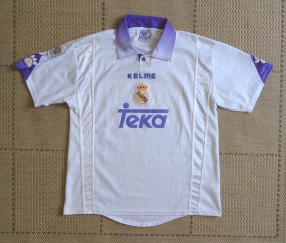 Camisa Original Real Madrid 1997/1998 Home