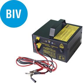 Carregador De Bateria 10a 12v Bivolt Faz Eletrônico 2158