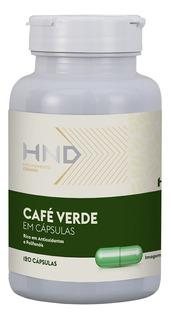 Café Verde Em Capsula Hnd