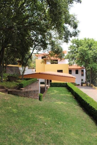 Vv487. 21- Residencia En Venta En Hacienda De Vallescondido.