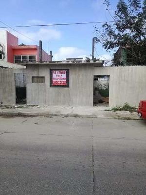 Se Vende Terreno Bardeado Col. Puerto Mexico