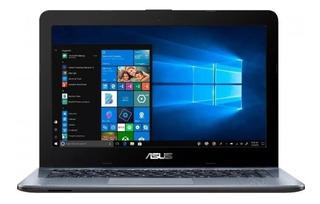 Notebook Asus X441ba 500gb 4gb Notebooa6 2.6 14 Bt Win10 Cam