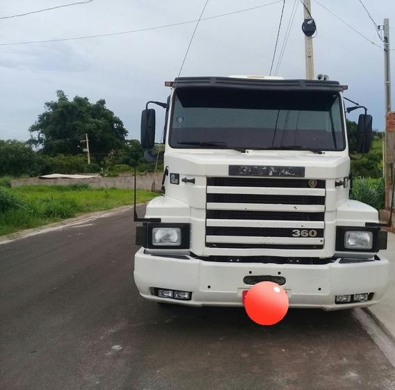 Caminhão Scania 112 Hw 360