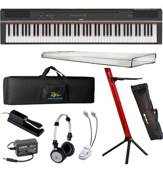 Piano Digital Yamaha P125 + Kit