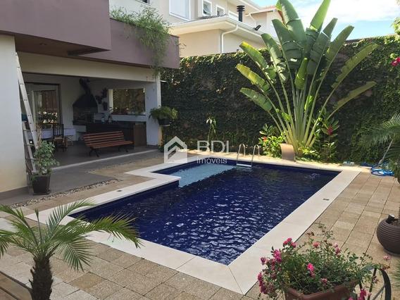 Casa À Venda Em Loteamento Parque Dos Alecrins - Ca001856
