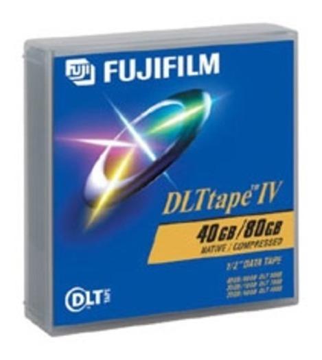 Fita Fujifilm Dlttape Iv Data Gartridge 40/80gb Lacrado!