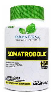 Somatrobolic® - 60 Cápsulas