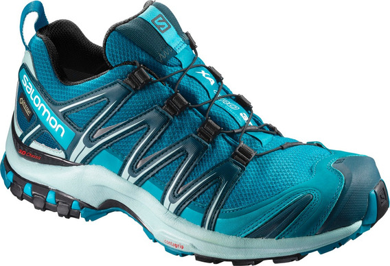 Zapatillas Salomon Mujer - Xa Pro 3d Gtx - Trail Running
