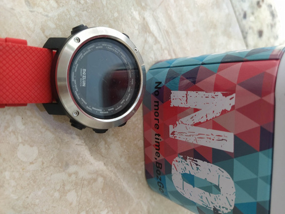 Relógio Bozlun Smartwatch (batimento Cardiaco)
