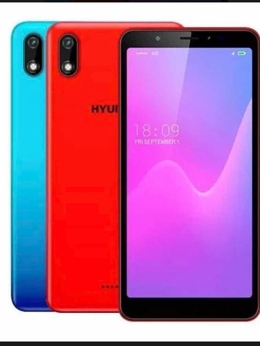 Telefono Hiunday L553 1 Ram/16gb Incluye Vidrio/popsocket