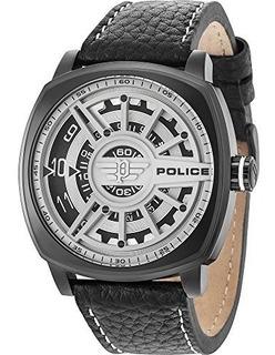 Cabeza Policia Speed Reloj R1451290002 Man White