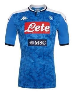Camisa Napoli Home 2019/2020