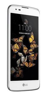 Smartphone Lg K8 4g Cam 8 Mpx Con Cargador Y Cable Nuevos