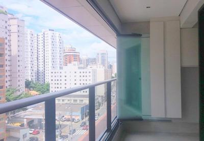 Apartamento Com 1 Dormitório Para Alugar, 46 M² Por R$ 4.500/mês - Itaim Bibi - São Paulo/sp - Ap11785