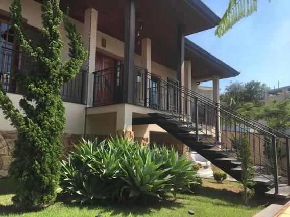 Casa Residencial À Venda, Condomínio Residencial Terras De Santa Tereza, Itupeva. - Ca1910