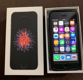iPhone Se 64gb Novinho Na Caixa Original
