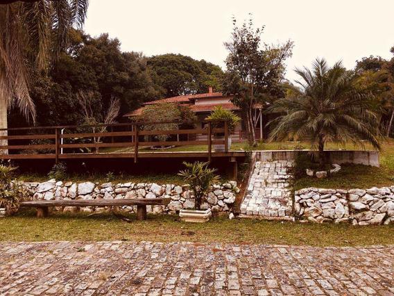 Chácara Com 2 Dorms, Centro, São Lourenço Da Serra - R$ 1.6 Mi, Cod: 4083 - V4083