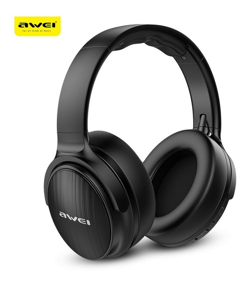 Fone De Ouvido Awei A780bl Bluetooth 5.0 Hi-fi Stereo