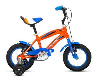 Bicicleta Topmega Crossboy Rodado 12 Niño
