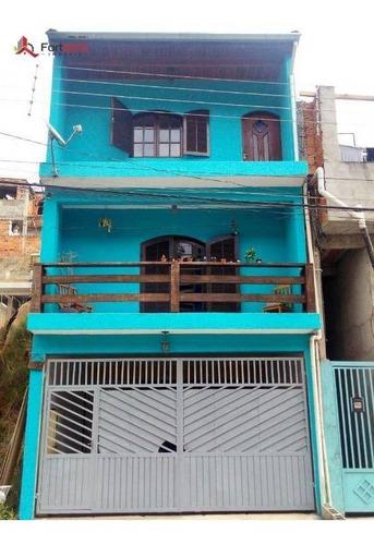 Imagem 1 de 11 de Sobrado À Venda, 322 M² Por R$ 350.000,00 - Serpa - Caieiras/sp - So0815