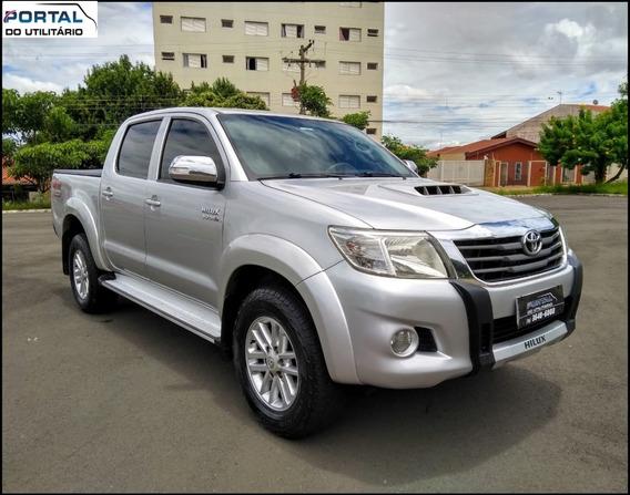 Toyota Hilux Srv - 2012 - 3.0 Diesel -4x4 - Completa !!
