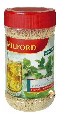 Chá Instantâneo Granulado Milford Mint Menta 400g - Alemão