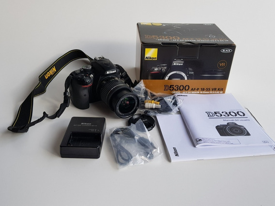 Camera Profissinal Dslr Nikon D5300