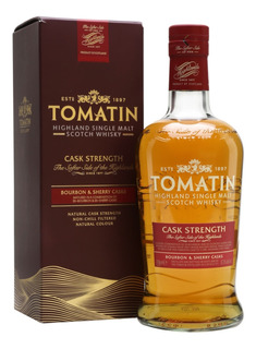 Tomatin Cask Strenght
